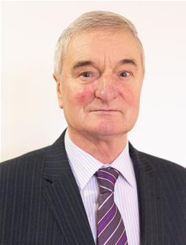 Councillor Norman Wright